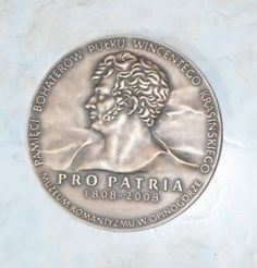 2008 - 200th Anniversary medallion of Somosierra.