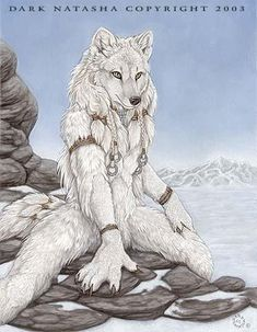 Female Lycan | New Moon Tribe - A werecreature/shapeshifter RP **Now Open!!!**
