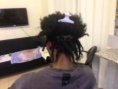 ראסטות בשיער אתיופי