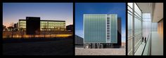 Centro de Transferencia de Tecnologías Aplicadas - edificio C.T.T.A. Sede de empresas de I+D+i vinculadas al Parque Científico Universidad de Valladolid (campus universitario de Valladolid)  > RODRIGO ALMONACID (c) r-arquitectura