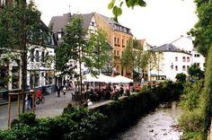 Bad Münstereifel - das malerische Städtchen in der Eifel
