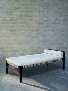 Pierre Jeanneret | Daybed (circa. 1955)
