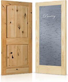 Interior Doors   Interior Doors; Rustic Alternative To Hickory, Cedar Or  Cypress Doors ...   Decor   Pinterest   Interior Door, Doors And Interiors