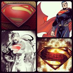 MAN OF STEEL Licensing Conceptual Art