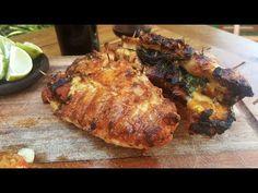 (47) Pollo Asado Picante - Receta de Locos X el Asado - YouTube