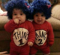 thing1 and thing2 how cute