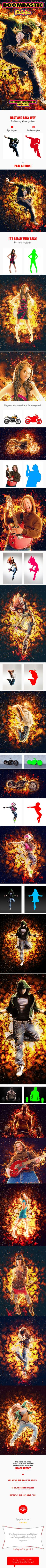 Boombastic Photoshop Action - Photo Effects Actions. Download here: https://graphicriver.net/item/boombastic-photoshop-action/17002068?s_rank=54&ref=yinkira