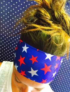 Hippie Runner - PATRIOTIC, $8.00 (http://www.hippierunner.com/patriotic/)