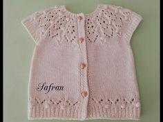Source by bakkalba Jacket Moda Emo, Baby Girl Crochet, Baby Knitting Patterns, Knitted Hats, Sweater Cardigan, Knit Crochet, My Style, Womens Fashion, Sweaters