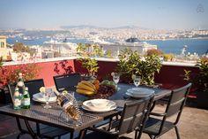 Schau Dir dieses großartige Inserat bei Airbnb an: 3BR★2BA★PRIVATE TERRACE★SEA VIEW! - Apartments zur Miete in Istanbul