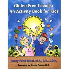 Gluten-Free Friends: an activity book for kids