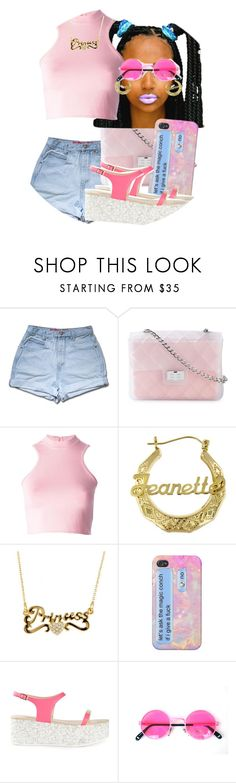 """""""no we dont do ish for free"""" by thaofficialtrillqueen ❤ liked on Polyvore featuring Design Inverso, Versace and STELLA McCARTNEY"""