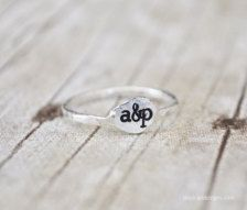 Personalized in Rings - Etsy Jewelry