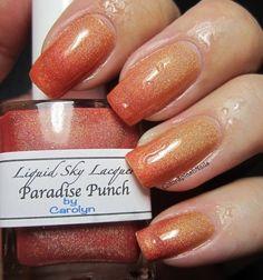 Liquid Sky Lacquer - Paradise Punch