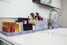 Krista Robertson's Home Tour: The Bathroom