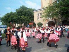 Pieśni i tańce z regionu