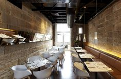 Scarlett Restaurant |By: SJB Interiors (NSW) LTD | Gallery | Australian Interior Design Awards