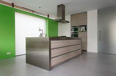 Rustieke Woonkeuken Gietvloer : Beste afbeeldingen van gietvloer als keukenvloer contemporary