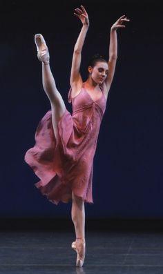 Tiler Peck in Jerome Robbins' Other Dances, NYCB - Photo by Paul Kolnik  - Ballet, балет, Ballett, Ballerina, Балерина, Ballarina, Dancer, Dance, Danza, Danse, Dansa, Танцуйте, Dancing