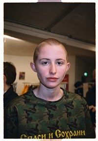 Gosha Rubchinskiy AW16 Paris Menswear #GOSHARUBCHINSKIY #AW16 #MENS #SURRENDERSTORE #SURRENDEROUS #BACKSTAGE