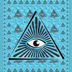 'Symbols of the Freemasons' by SerpentFilms Canvas Prints, Framed Prints, Art Prints, Masonic Art, Freemasonry, Occult, Art Boards, Wall Tapestry, Decorative Throw Pillows