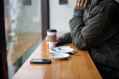 coffee + rainy days + texting (Mark, Jase, and Candace) Freeing by E.K. Blair