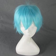 Costumes & Accessories Vocaloid 2017 Star & Snow Princess Snow Miku Cosplay Hairwear Super Long Light Blue Wavy Wig We Have Won Praise From Customers