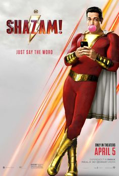 Shazam! (2019) Directed by #DavidFSandberg Starring #ZacharyLevi #MarkStrong #AsherAngel #JackDylanGrazer #DjimonHounsou #Shazam #Hollywood #hollywood #picture #video #film #movie #cinema #epic #story #cine #films #theater #filming #movies #moviemaking #movieposter #movielover #movieworld #movielovers #movienews #movieclips #moviemakers #drama #filmmaking #cinematography #filmmaker #screen #screenplay Movies 2019, Hd Movies, Movies To Watch, Movies Online, Movies And Tv Shows, Movie Tv, Movie Plot, Movies Free, Action Movies