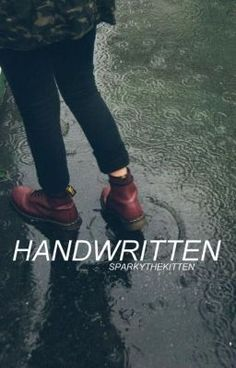 #wattpad #fanfiction Five parts. Five songs. One story. 1.0 Kids In Love 2.0 Never Be Alone 3.0 Don't Want Your Love 4.0 The Weight 5.0 Imagination ----- Original fan fiction by Melody Handwritten © SparkyTheKitten 2017 All Rights Reserved
