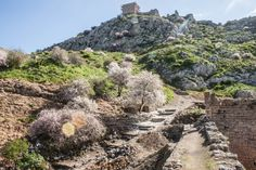 Acrocorinth, located just an hour's drive away from Athens, is a gorgeous medieval castle which makes for a perfect day trip destination for Athenians. It is highly recommended for photographers, hikers and history lovers. Corinth Greece, Photography Day, A Perfect Day, Medieval Castle, Day Trip, Athens, Photographers, Lovers, History