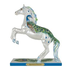The Trail of Painted Ponies - Appaloosa Peacock