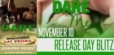Renee Entress's Blog: [Release Day Blitz & Giveaway] Dare Me by Jennifer...