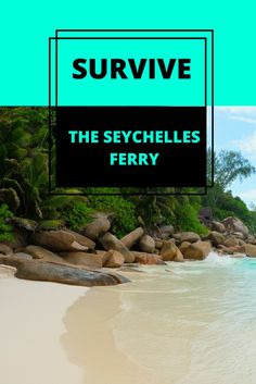 The Seychelles ferry is the cheapest and most widely use means of transportation between various islands in the Seychelles Archipelago.