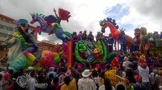 Carnavales de negros y blancos, Pasto, Colombia