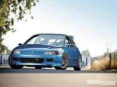 1992 Honda Civic Si K20A Photo 3