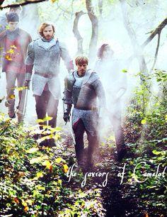 The saviors of Camelot