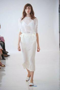 Cool Chic Style Fashion: Fashion Runway | ORGANIC BY JOHN PATRICK SS14 COLLECTION