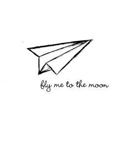 fly me to the moon |  ulrike wathling