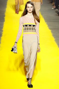 Sonia Rykiel | Spring 2012 Ready-to-Wear Collection | Style.com