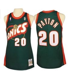 61318b129 Discover the Gary Payton Seattle SuperSonics Soul Swingman Jersey Online  Drdpt group at Footseek. Shop Gary Payton Seattle SuperSonics Soul Swingman  Jersey ...
