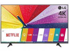 Smart TV 4K Ultra HD LED 49 LG 49UF6800 com as melhores condições você encontra no site do Magazine Luiza. Confira!
