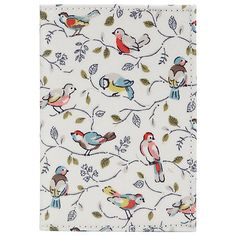 Buy Cath Kidston Little Bird Passport Cover Online at johnlewis.com