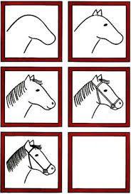 Afbeeldingsresultaat voor hoe teken je een paard