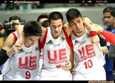 UAAP 76: The Fall of UE Red Warriors | http://www.allanistheman.com/2013/09/UAAP-76-The-fall-of-UE-Red-Warriors.html