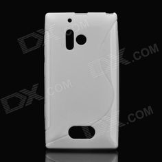 Brand: N/A; Quantity: 1 Piece; Color: White; Material: TPU plastic; Compatible Models: Nokia Lumia 928; Other Features: Protects your cell phone from scratches, dust and shock; Packing List: 1 x Case; http://j.mp/1v39dZn