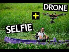 Selfie + Drone = Dronie --- Epic Dronies in Veracruz Mexico - YouTube