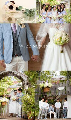 Theme of color 〜ラベンダー〜ベイヤーエステイトThe Bayer estate。 の画像|ハワイウェディングブログ・プランナー小林直子の欧米スタイル結婚式