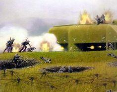 Asalto a la Línea Maginot - John White, portada de Osprey