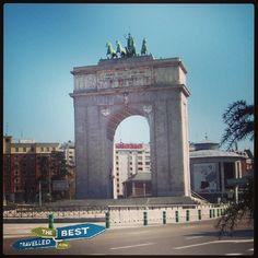 Arco de Moncloa #Spain #Madrid