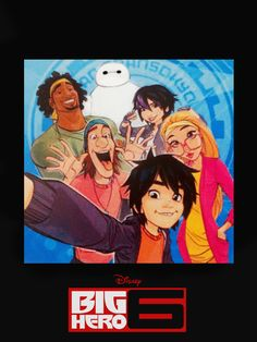 Big Hero 6 - I'm actually excited for this movie